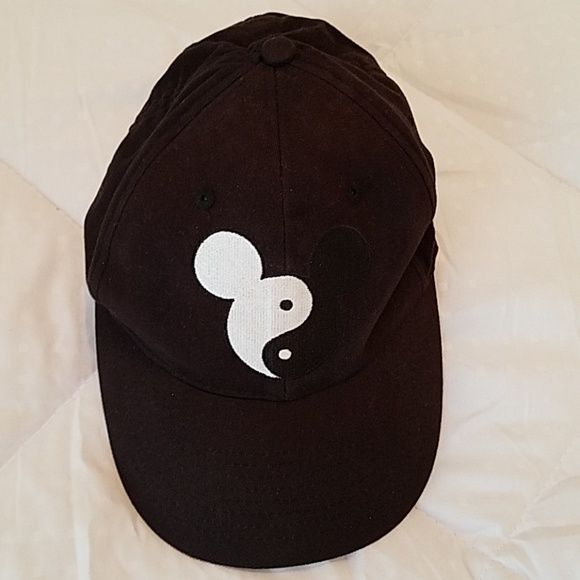 2a3ca54e22f720 disney Accessories | Adult Mickey Mouse Ying Yang Cap | Poshmark